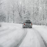 Driving Safe in the snow and ice in Eugene, OR