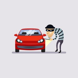 How to prevent car theft in Eugene, OR