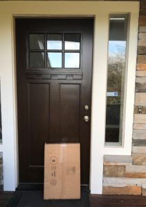 How to prevent holiday package theft in Eugene, OR