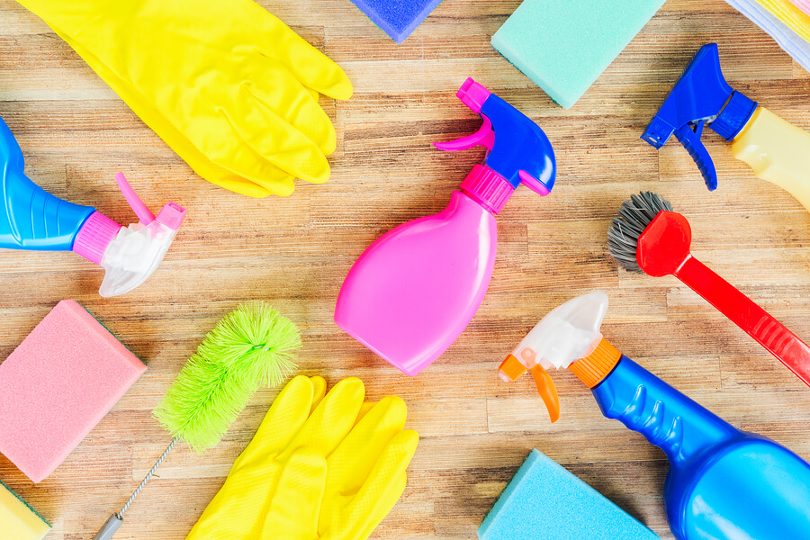 Spring cleaning your Eugene, OR home